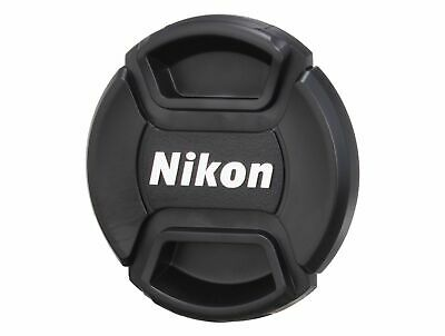 NIKON LC-77 lens cap for 77mm filter thread centre pinch style (UK Stock) BNIP
