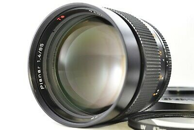*As is* Contax Carl Zeiss Distagon T* 85mm F/1.4 MMJ Lens for CY Mount JPN #2119