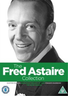 Judy Garland, Fred Astaire-Fred Astaire Collectio (UK IMPORT) DVD [REGION 2] NEW