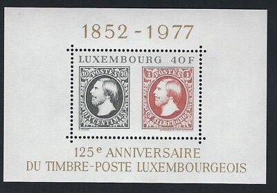 Luxembourg - Beautiful MNH Souvenir Sheet ................M2 - S 9119
