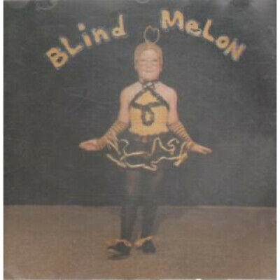 BLIND MELON S/T CD UK Capitol 1992 13 Track (7965852)
