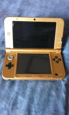 Nintendo 3DS XL - Gold