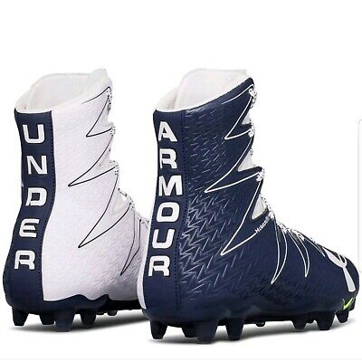 high top under armour cleats