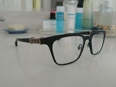 035a9c6c68 NEW with Case 100% Authentic Chrome Hearts Sunglasses Slhooker Eyeglasses
