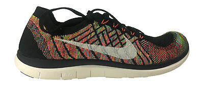 finest selection f1dd4 af6c8 Nike Free 4.0 Flyknit Amputee Right Shoe Only, Multi-Color, 11