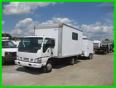 2007 Isuzu Npr 6.0 Gas With 14' Splice Self Contained Splice Lab