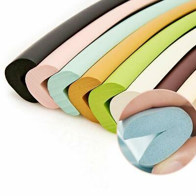 Child Baby Proofing Safety Corner Guards and 5m Protective Edge by Babyhugs
