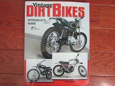 2 BK LOT: Vintage Dirt Bikes Enthusiast Guide & How To Build Cafe