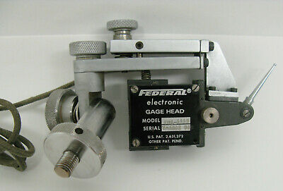 Federal Electronic Gage Head Lever Type Probe (EHE-1115)
