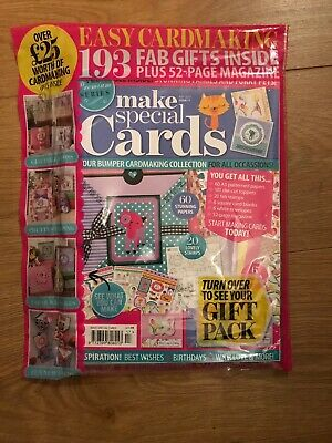 Make Special Cards May 2019 Issue 17 With 193 Fab Gifts Inside Worth Over £25