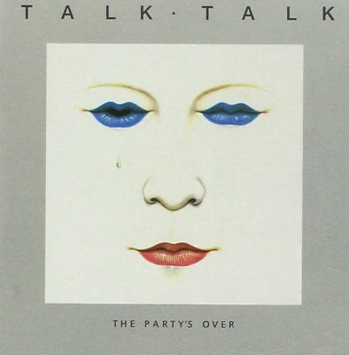 Talk Talk THE PARTY'S OVER Debut Album PARLOPHONE New Sealed Vinyl Record LP