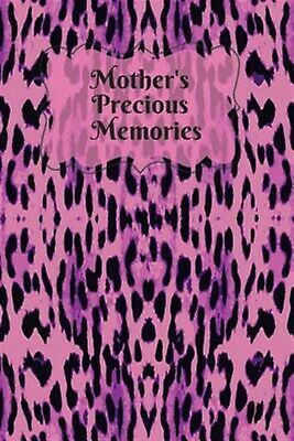 Mother's Prescious Memories Mum's Memory Book Treasured Memorie by Stationaries