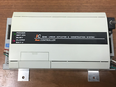 SMC - Model: LC1-1B1H1-NS - Linear Actuator & Construction System Controller