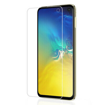 2x 3D Panzer Folie für Samsung Galaxy S10e Display Schutz Folie Full Cover Klar