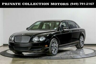 2006 Bentley Continental Flying Spur  2006 Bentley Continental Flying Spur Clean Carfax
