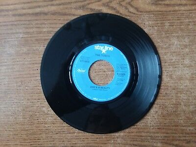 1983 MINT-EXC RARE Tubes She's A Beauty / Tip Of My Tongue X-6329 45