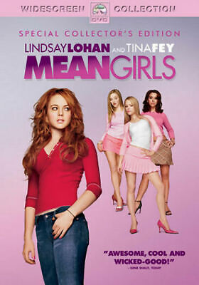 Mean Girls (DVD, 2004, Widescreen Special Collector's Edition) - Disc Only