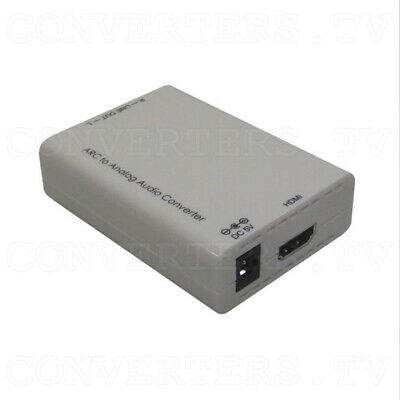 HDMI ARC to Analog Audio Converter (3 Years Warranty)  DCT-25