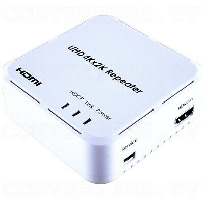 HDMI 4k2k Repeater 1 In x 1 Out (3 Years Warranty)