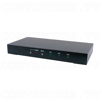 HDMI 3in 1out Switch (3 Years Warranty)
