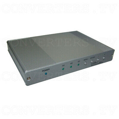 3G-SDI to HDMI Scaler with Audio - L/R and SPDIF (3 Year Warranty)