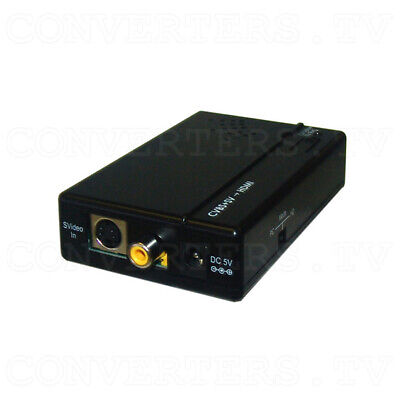 PAL/NTSC Video To HDMI Converter with Audio Input (3 Year Warranty)