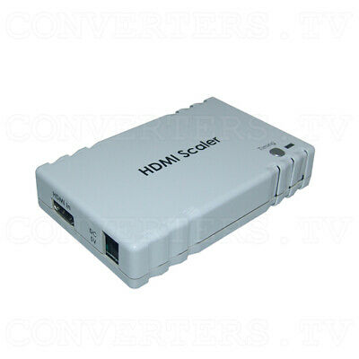 HDMI to HDMI Scaler Box  (3 Year Warranty)  CP-298H
