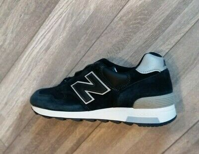 New Balance M1400BKS Black Silver White Made in USA Japan Exclusive Men Size 7.5