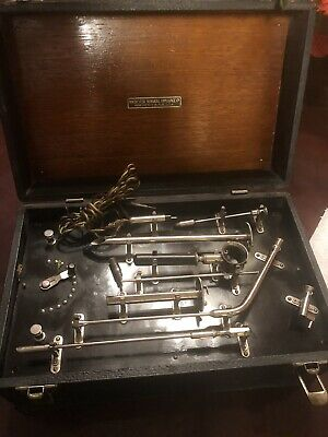 Antique Surgical/ Medical Travel Box Early 1900's ?