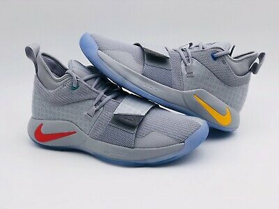 ca6f475dd7b9 Nike PG Paul George 2.5 Playstation Wolf Grey BQ8388 001 Men s Size 10 New  DS