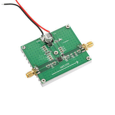 High & Radio Frequency Broadband Amplifier Board High Power 2W 450MHz-2000MHz