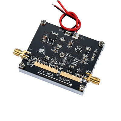 Medium Power RF Amplifier Module 20M-1.5GHz 0.5W 26dB Gain Radio Amplification