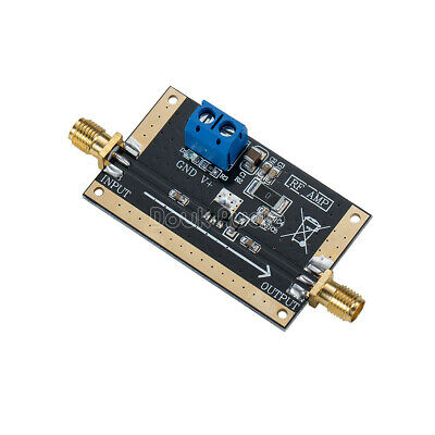 SBB5089 RF AMP Module Power Amplifier Board 50MHz - 6GHz Broadband 20dB Gain