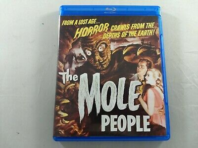 The Mole People BLU-RAY Scream Factory High Definition 2019