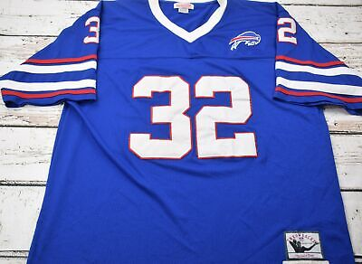 differently 476a9 cd65d NFL MITCHELL AND Ness Throwback Buffalo Bills O.J. OJ Simpson Jersey  Stitched Sz