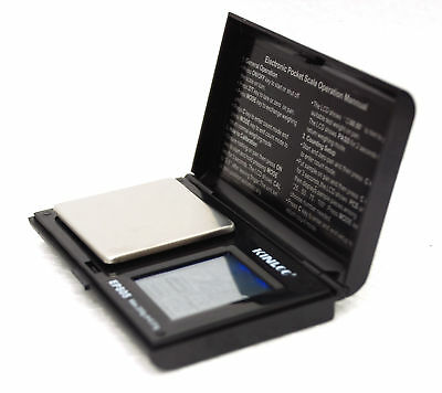 1pc High Precision Pocket Electronic Digital Scale 200g 0.01g EPS05 Touch Screen