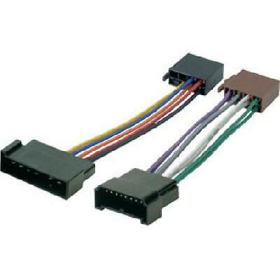 Cable pour autoradio ISO Galaxy-Alhambra-Sharan - ADNAuto