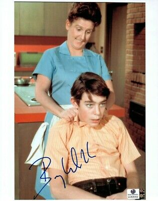 Barry Williams  Signed Autographed 8X10 Photo The Brady Bunch with Alice 806352