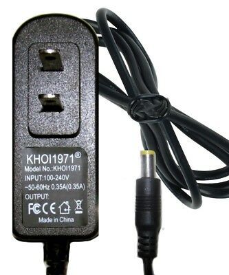 8ft Wall Ac Adapter Charger For Fsi 60 625 Hyper Tough 2500