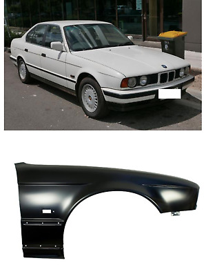 BMW E34  5 SERIES 1988 TO 1996  NEW REAR ARCH 4 DR LH PASSENGER SIDE BME34 507