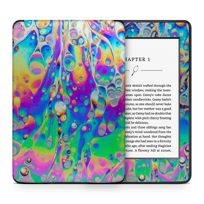 Soap Wash Vinyl Skin Sticker Wrap to Cover Protect & Personalise Kindle eReader
