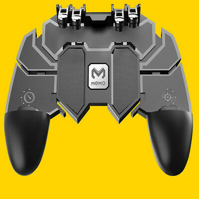 Easy Installed Controller Joystick Mobile Phone Gamepad Wireless for PUBG Game
