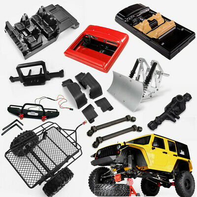 1:10 RC Crawler Model Car Trucks Interior Decoration Accessory Drive Shafts