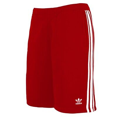 Adidas 3-stripes Short Men Kurze Hose Herren Shorts Jogginghose Grey Dh5803 Men's Clothing Fitness, Running & Yoga
