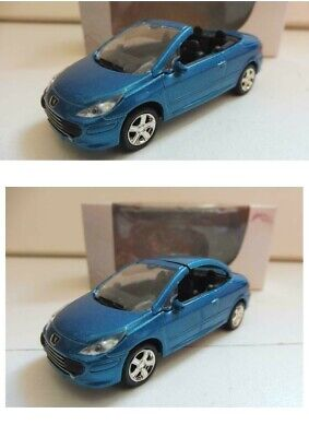 "PEUGEOT 207 3 Portes Rouge 1//64 /""3 Inche/"" Norev Diecast Neuf Boite"