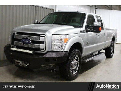 2016 Ford F-350 Lariat 2016 Ford F-350 Lariat Four Wheel Drive 6.7L V8 32V Diesel Automatic 62108 Miles