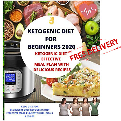 Keto Diet Cookbook Ketogenic Diets Recipes For Beginners The Complete Guide Book