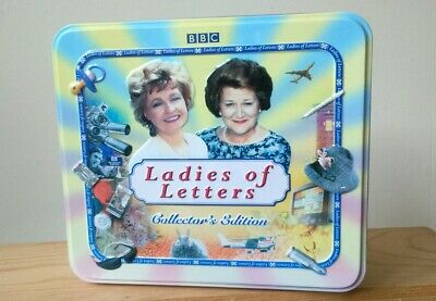 Ladies Of Letters Collectors Edition The Complete Bbc 10Cd Tin Box Edition