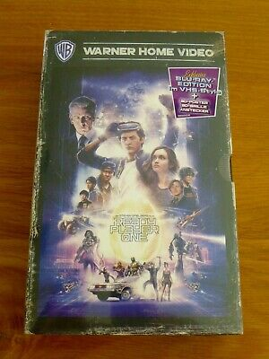 Ready Player One - Limited Blu-Ray Edition Im Vhs Style - Neu + Ovp