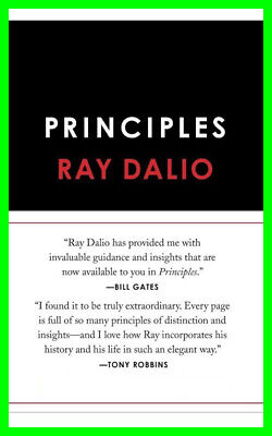 Principles: Life and Work 2017 by Ray Dalio PDF+EPUB(E-B00K)